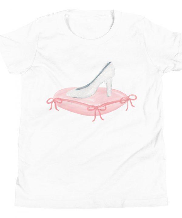 Princess Slipper T-Shirt by Pretty Plain Paper