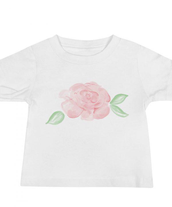 Princess Rose T-Shirt by Pretty Plain Paper