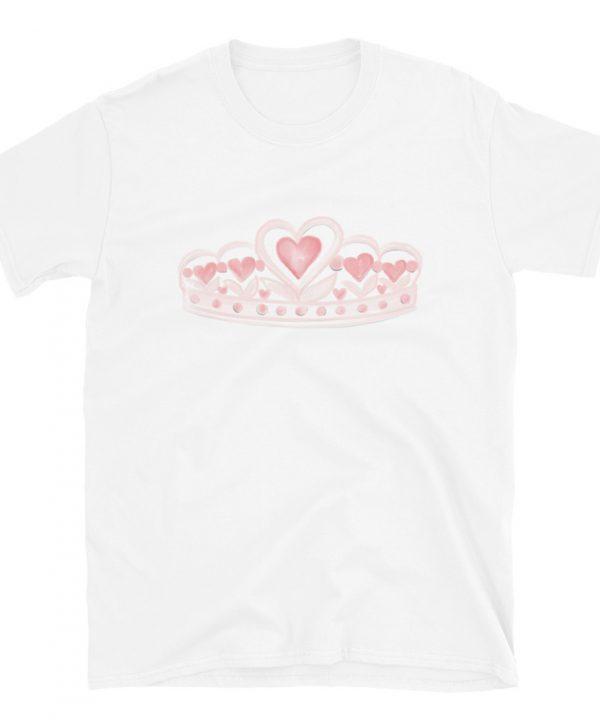 Princess Crown T-Shirt by Pretty Plain Paper