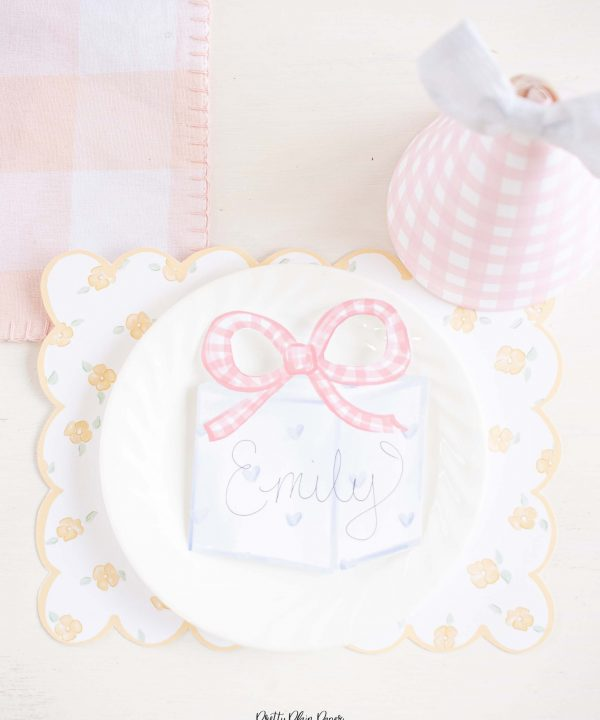 It's My Birthday Party Place Cards by Pretty Plain Paper