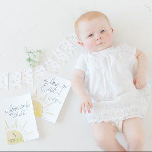 Baby Printable Set